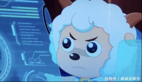 慢羊羊:喜洋洋的妹妹登场,美若天仙,网友:只怪基因太强大!