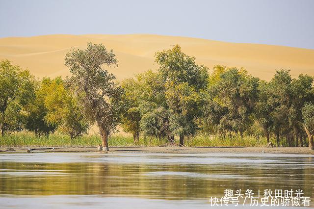 我国最长的内陆河,不是大家所熟知的长江和黄河,而是塔里木河