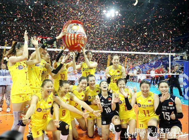 女排迎1好消息世界杯最强对手暗示放弃争冠,卫冕机会大增