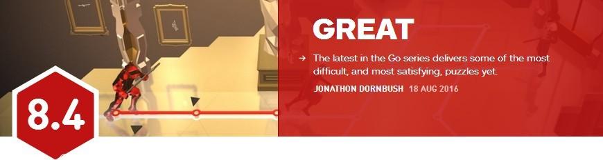 《杀出重围GO》手游IGN评分8.4
