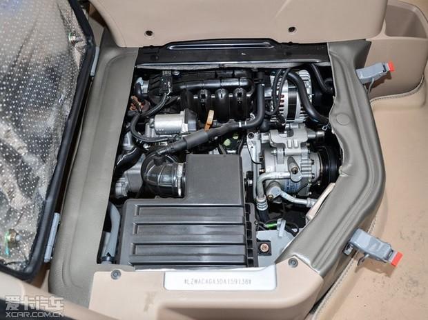 怎么识别面包车空气滤清器.发电机.压缩机