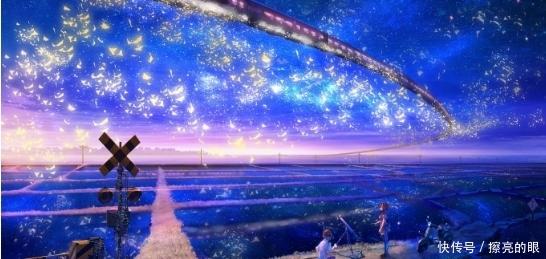 """12星座专属""""魔幻蓝壁纸"""",金牛座缅怀过去,射手座时空穿梭"""