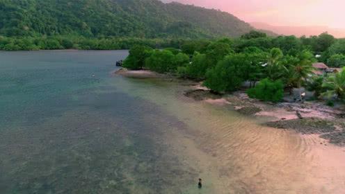 我们的侣行丨海平面上升淹没所罗门小岛,差75厘米村民就无家可归