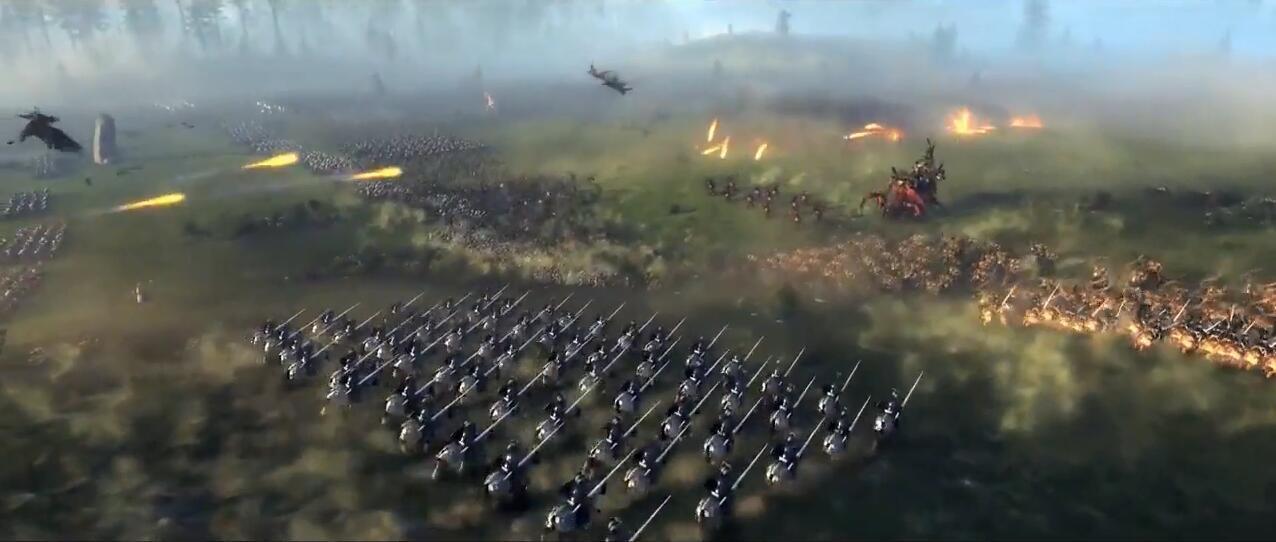 全面战争战锤总览科普视频
