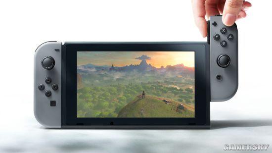 信心十足:任天堂预估Switch最终销量可达1.1亿台