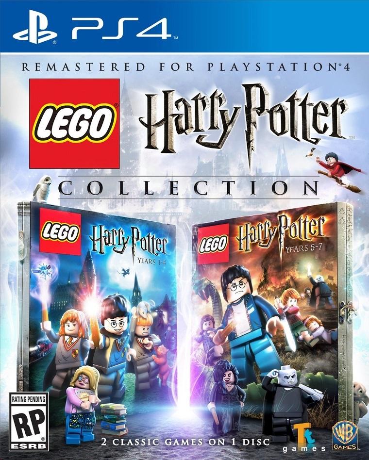 《乐高哈利波特合集》PS4版