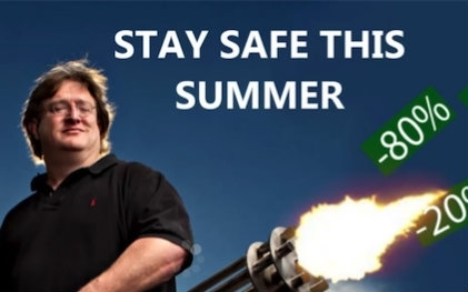 steam暑期促销即将来袭