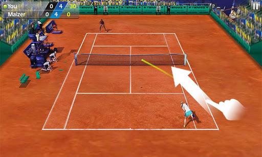 指尖网球截图1
