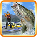 3D鲈鱼钓场 Bass Fishing 3D on the Boat