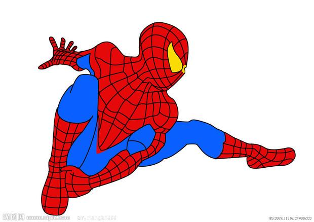 3d立体剪纸蜘蛛的步骤图样