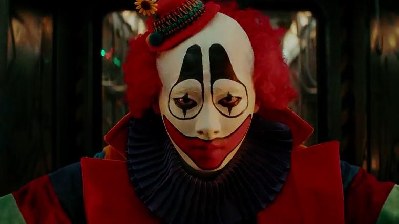 李易峰《动物世界》首曝预告,变身小丑震憾亮相,闯入生死游戏