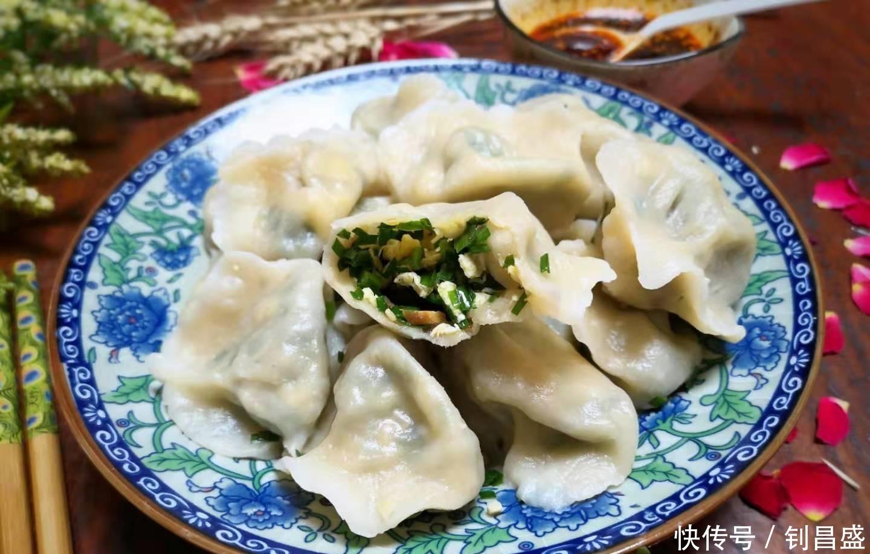 三伏天就得吃这馅的饺子,健胃驱寒,鲜嫩多汁,20多年没吃够!