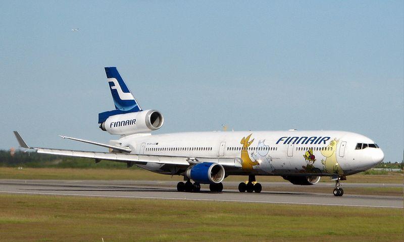 芬兰航空公司客机
