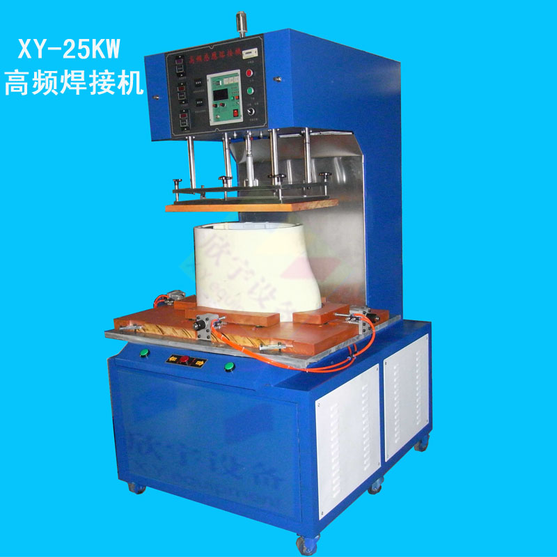 感应加热机在同等条件下具有比传统的高周波电子管