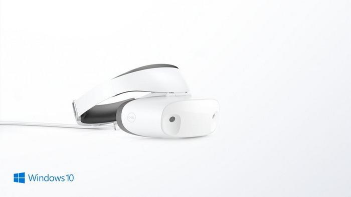 戴尔Visor Win10 MR头盔年底上市 售价仅需2312元