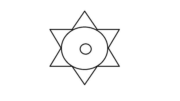 齿轮的简单画法