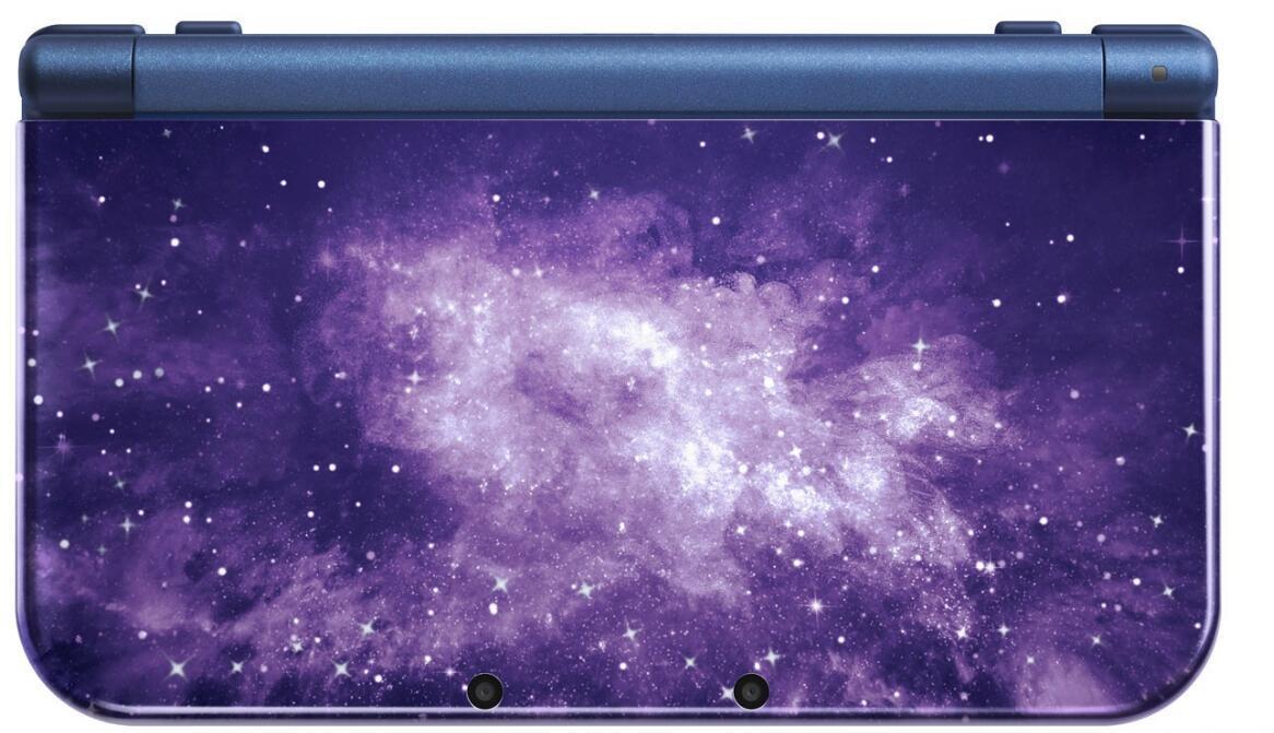 日版银河风格3DS LL开启预定