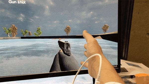 UnlimitedHand VR控制器可通用