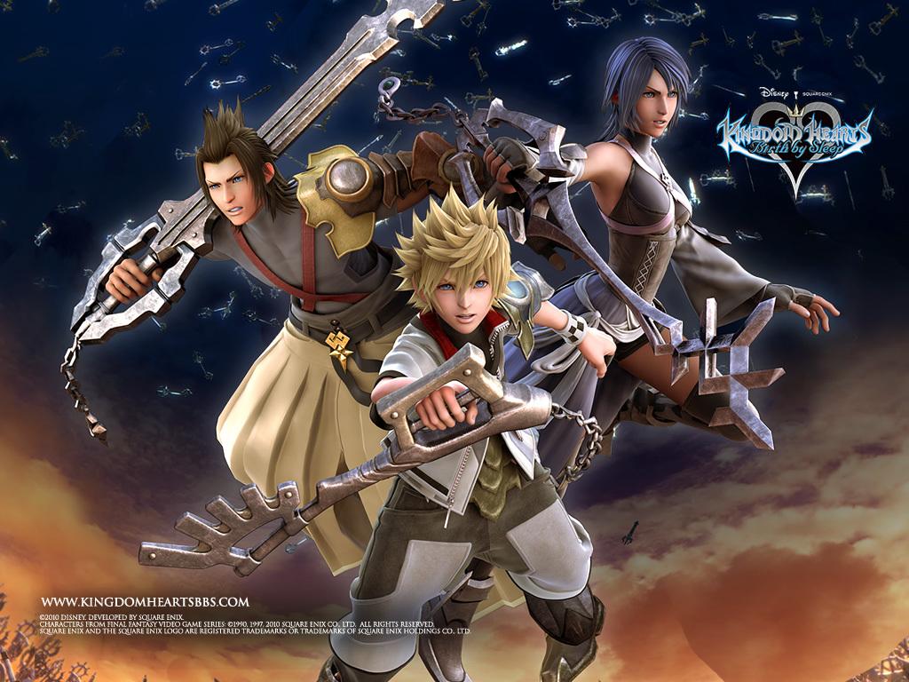 《王国之心3》被曝将登陆NX平台