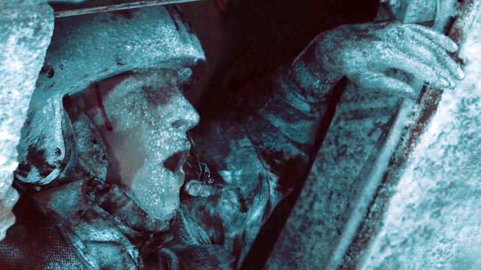 洪水肆虐后又进入冰河时代, 7分钟看完科幻灾难片《后天》
