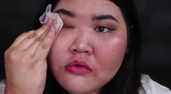 21岁网红直播卸妆 收到死亡威胁