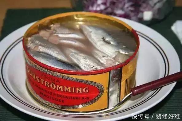 """中国人""""最受不了""""的5种国外美食,宁愿饿着也不吃"""
