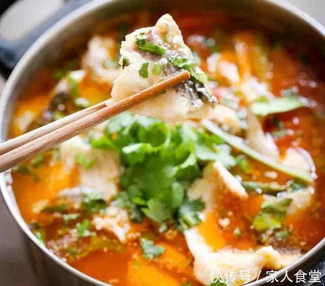 简单几步,教你做好的番茄水煮鱼,吃完还想吃