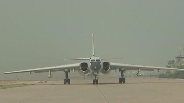 《军情解码》20150914 轰-6K堪比美军B-52?