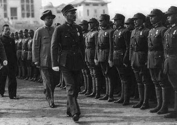 蒋介石断定此人无作为:却成开国元帅 - 一统江山 - 一统江山的博客