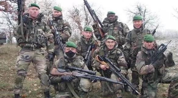 国际雇佣兵组织_廓尔喀雇佣兵\