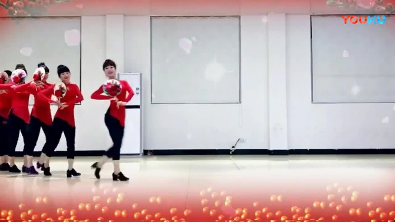 现代教学广场手镯竹编新十六步大全舞广场舞教教程舞蹈视频