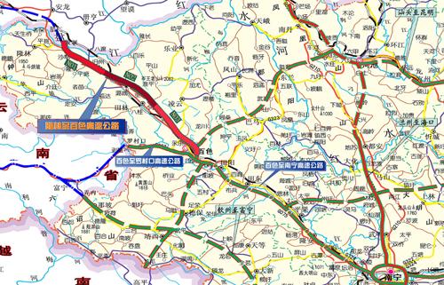 罗甸城区规划图