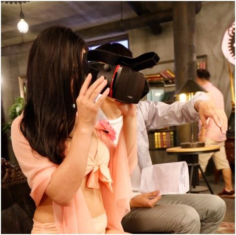 VR互动电影《灵魂寄生》杀青