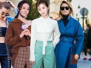 """在冬天也穿成""""大高个"""",5个女生穿衣显高技巧"""