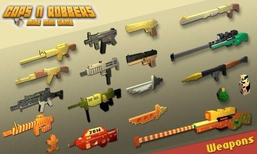 Cops N Robbers - FPS截图6