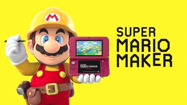《3DS超级马里奥制造》