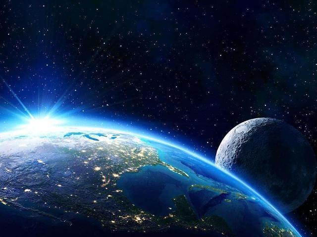 为什么太空中有太阳,却还是一片漆黑?