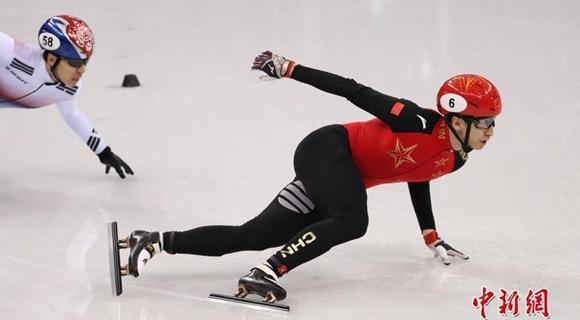 武大靖刷新短道速滑500米世界纪录摘得桂冠