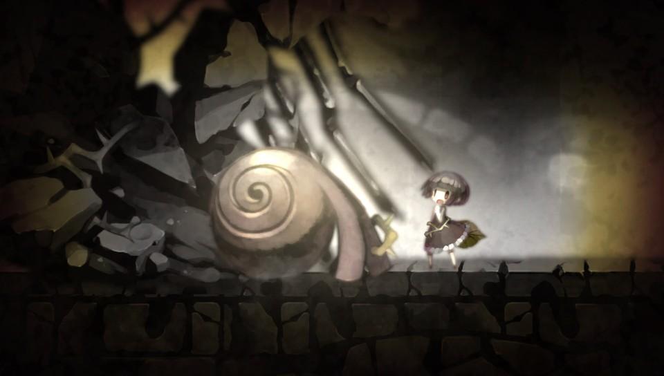 PSV横版解谜《玫瑰与黄昏的古城》将登PC平台