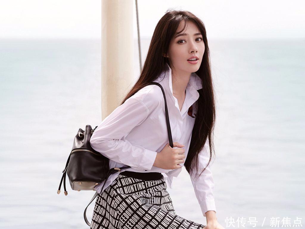 混血美女明星郭碧婷十大迷人瞬间美女税官最图片