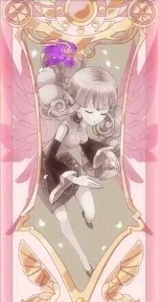 谁能给我一下小花仙花精灵王卡牌的图片?