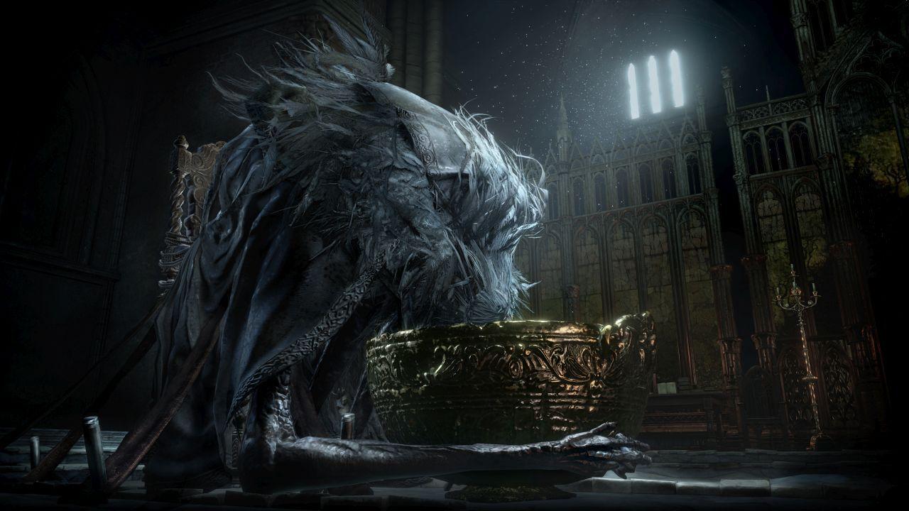 《黑暗之魂3》首款DLC宣传片