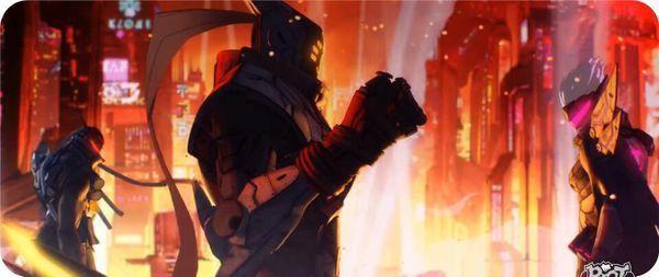 求英雄联盟无极剑圣易的源计划皮肤宣传片的背景音乐名称.